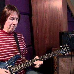 PRS 2 Channel H Amp Demo with Nicky Moroch, Paul Reed Smith and a Custom 24 - YouTube