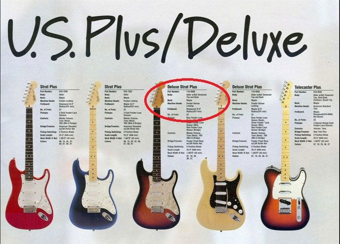 Is this ash or alder 1991 fender deluxe strat plus the gear page category tgp member photos freerunsca Choice Image