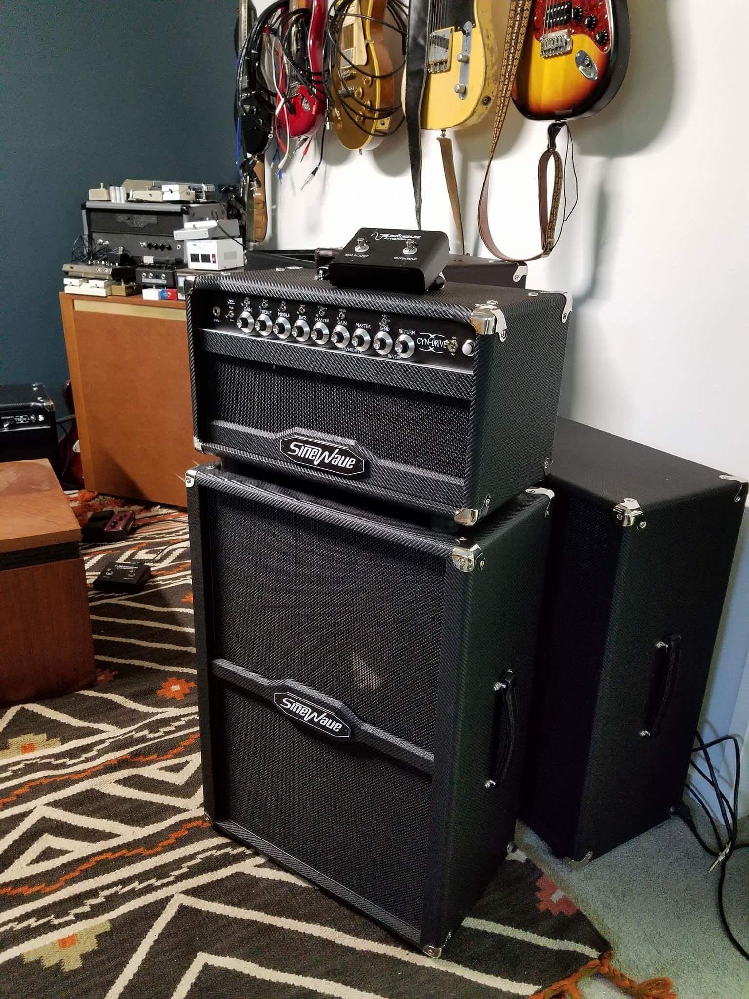 Nad sinewave cyn drive with matching 212 cabinet the gear page ive owned like 10 different two rocks and a few other d style amps in the past and what chad is building right now is the best ive played publicscrutiny Choice Image