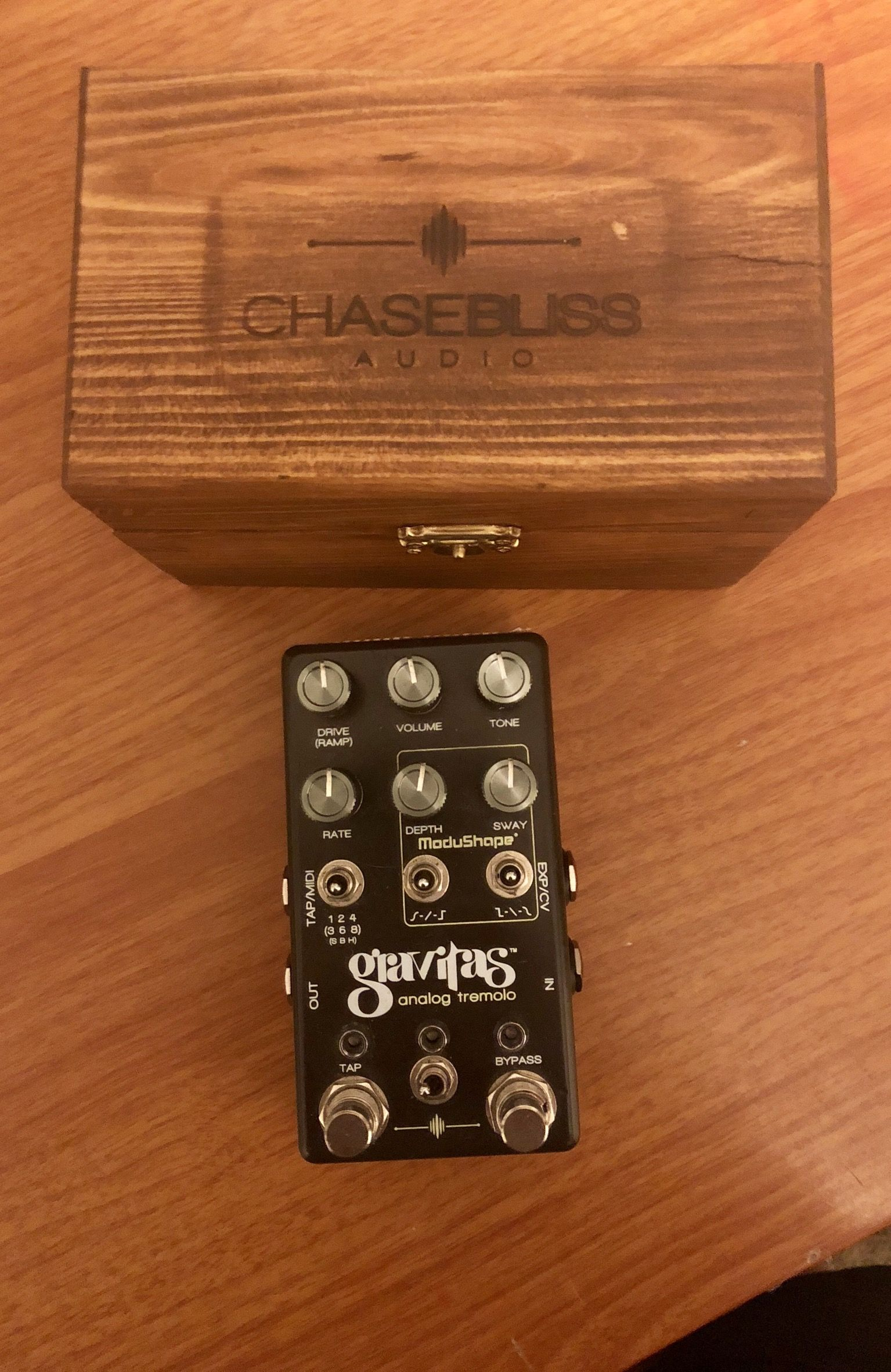 Sold - Chase Bliss Audio Gravitas | The Gear Page