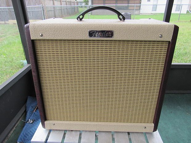 Sold - Fender Limited Edition Blues Jr III 15w with Eminence