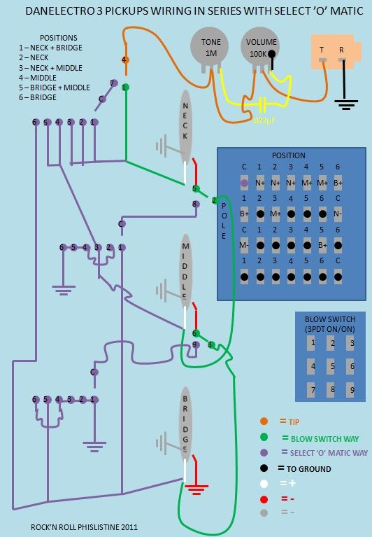 danelectro wiring diagram electrical diagrams forum u2022 rh jimmellon co uk danelectro guitar wiring schematic