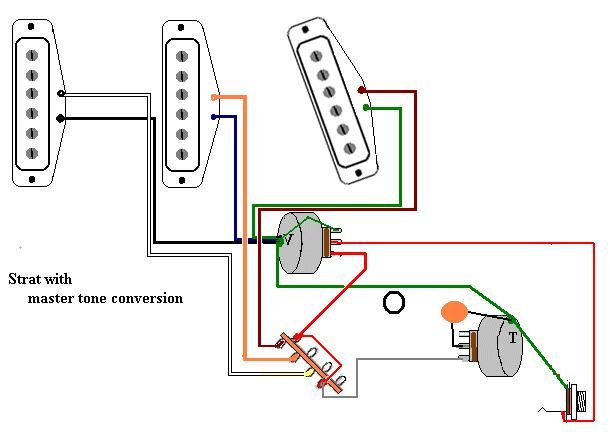strat wiring master tone series parallel the gear page rh thegearpage net  strat wiring diagram master tone