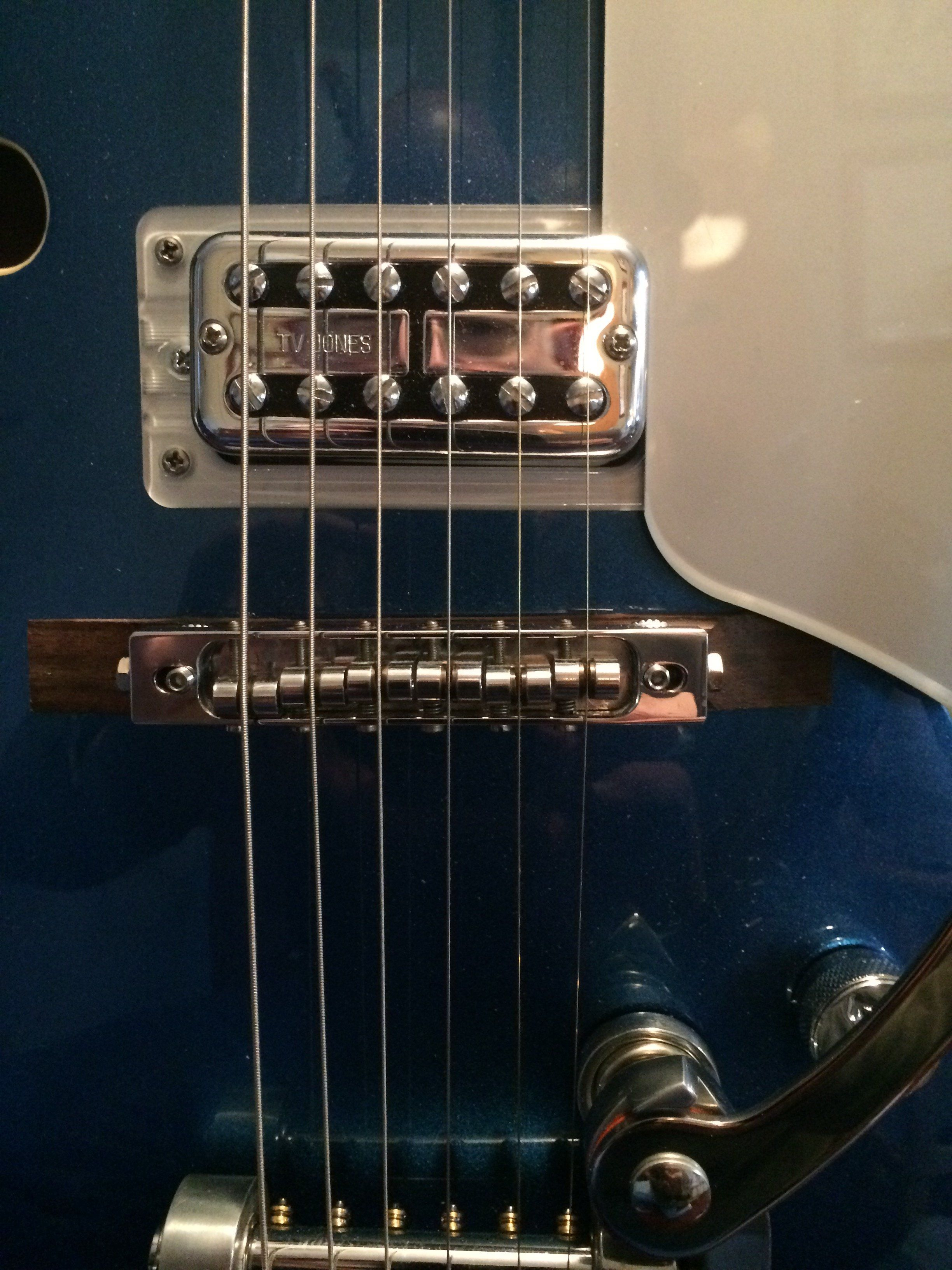 Put a Roller Bridge on my Gretsch 5420T | The Gear Page
