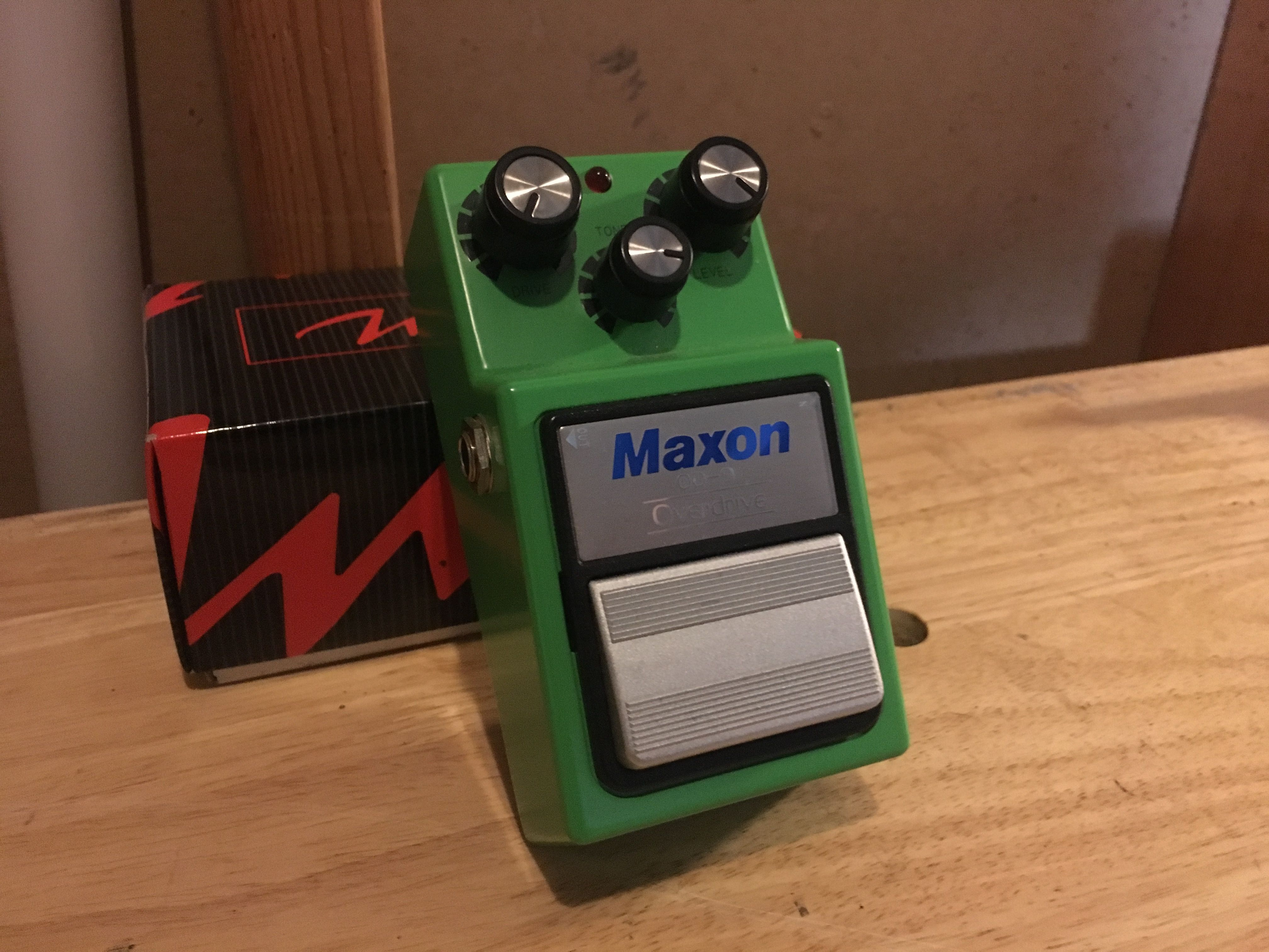 Sold - Maxon OD9! Final price drop | The Gear Page
