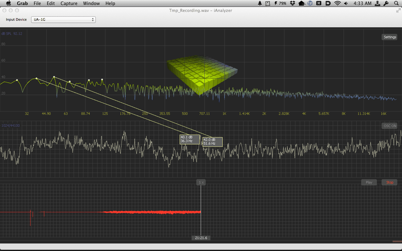 Successful Tracking Of Noise In An Amp Via Audio Probe Dc Filter Page 21 Diyaudio Album Laney Cub 10 Spectrograms On Circuit Nodes And Components