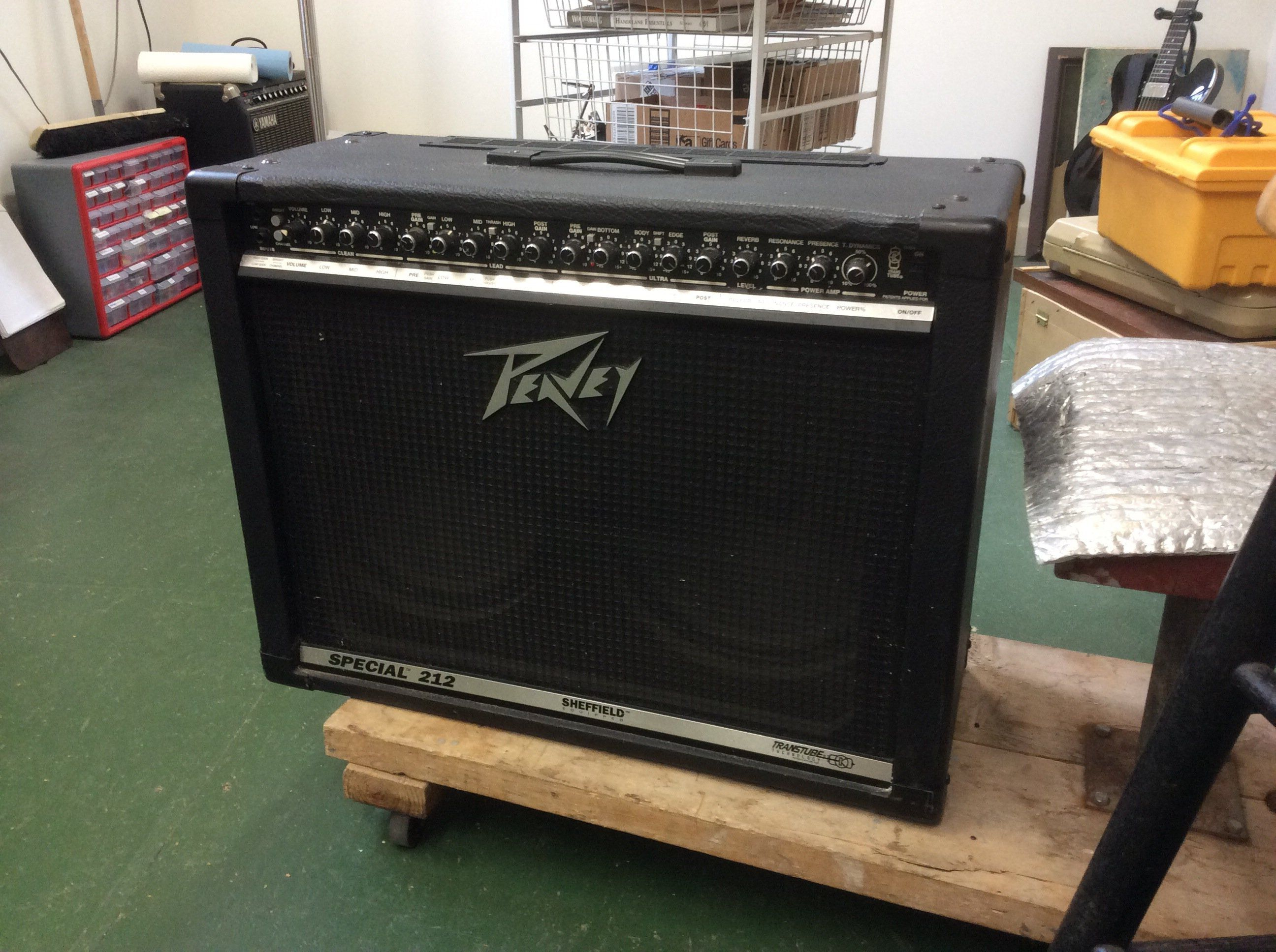 peavey transtube special 212 arrives in the shop the gear page. Black Bedroom Furniture Sets. Home Design Ideas