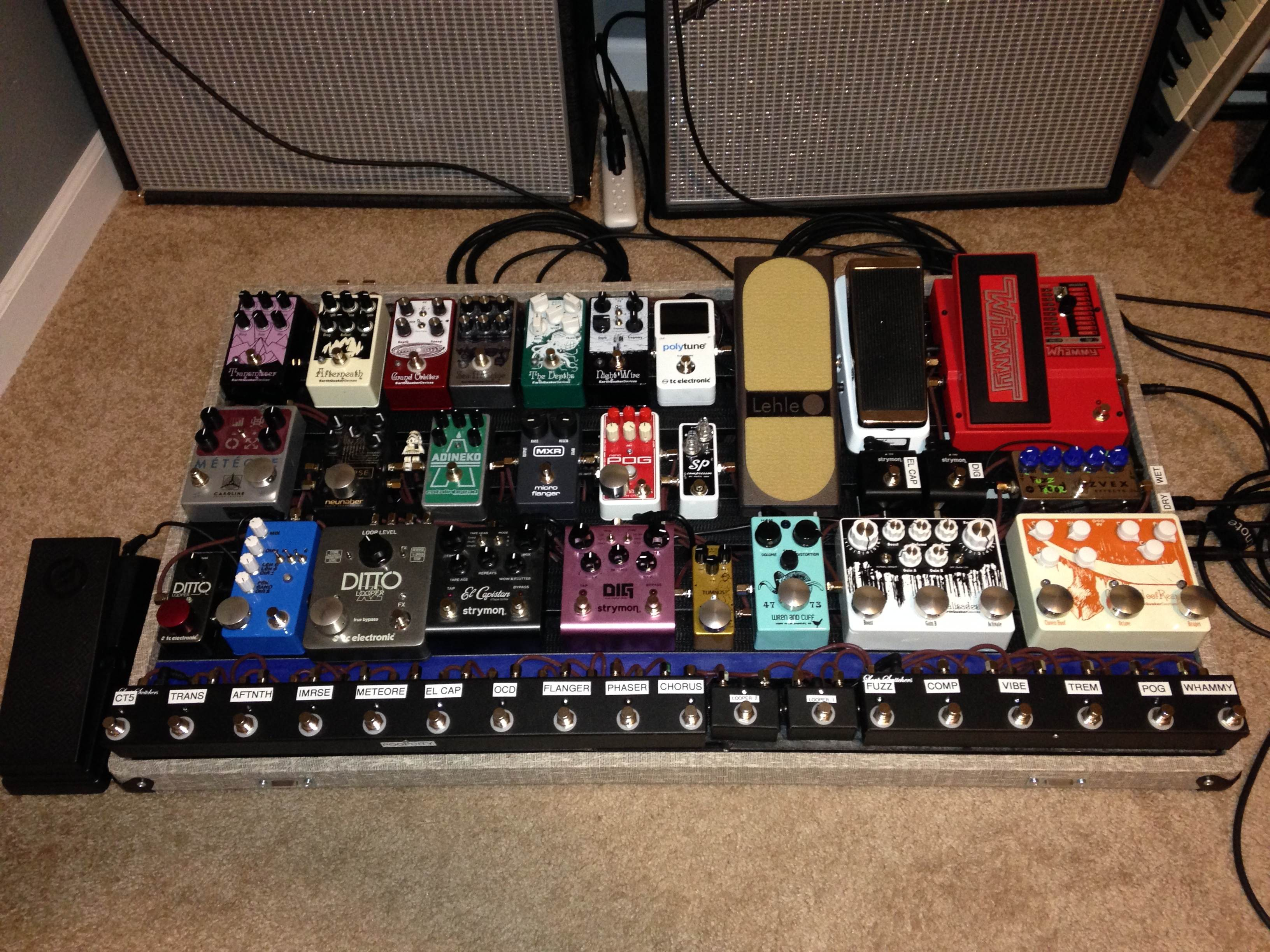 pedalboard 2018 the gear page. Black Bedroom Furniture Sets. Home Design Ideas